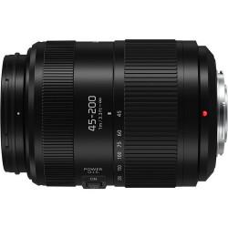 обектив Panasonic Lumix G 45-200mm f/4-5.6 OIS (употребяван)