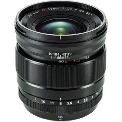 обектив Fujifilm Fujinon XF 16mm f/1.4 R WR (преоценен)