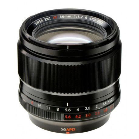 Fujifilm Fujinon XF 56mm f / 1.2 R APD (revalued)
