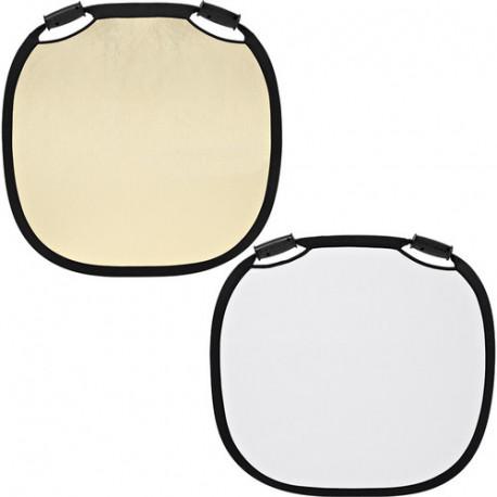 Profoto 100963 Collapsible Reflector Sunsilver / White L