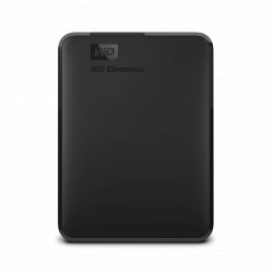 HDD Western Digital Elements 2TB Външна памет (черен)