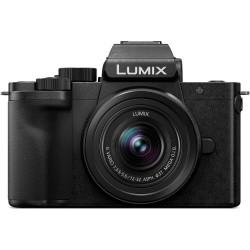Camera Panasonic Lumix G100 + 12-32mm f / 3.5-5.6 + Tripod Panasonic Lumix DMW-SHGR1 Battery Tripod Grip