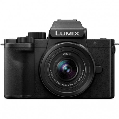 PANASONIC LUMIX G100 BLACK+12-32MM F/3.5-5.6