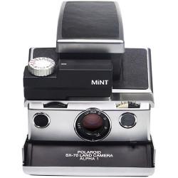 фотоапарат за моментални снимки MiNT SLR670-S (черен)