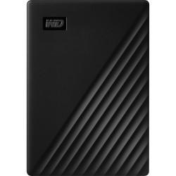 Western Digital My Passport 4TB External memory (black)