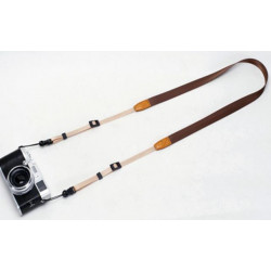 Strap Shetu S-018 Slim Strap (brown)