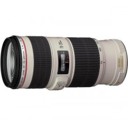 Lens Canon EF 70-200mm f / 4L IS USM (used)