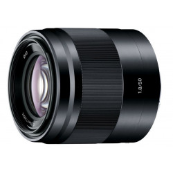 Lens Sony SEL 50mm f / 1.8 OSS Black (revalued)