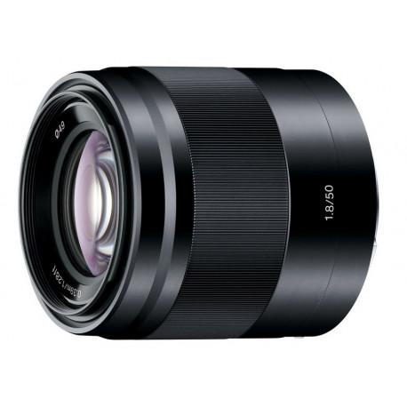 Sony SEL 50mm f / 1.8 OSS Black (revalued)