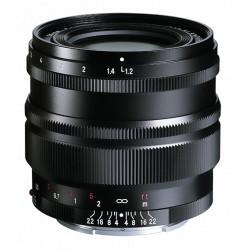 обектив Voigtlander Nokton 50mm f/1.2 Aspherical SE - Sony E (FE)