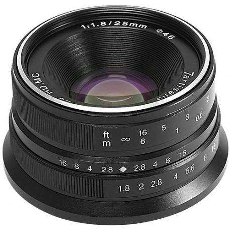 25mm f/1.8 - Sony E