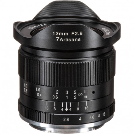 12mm f/2.8 - Sony E