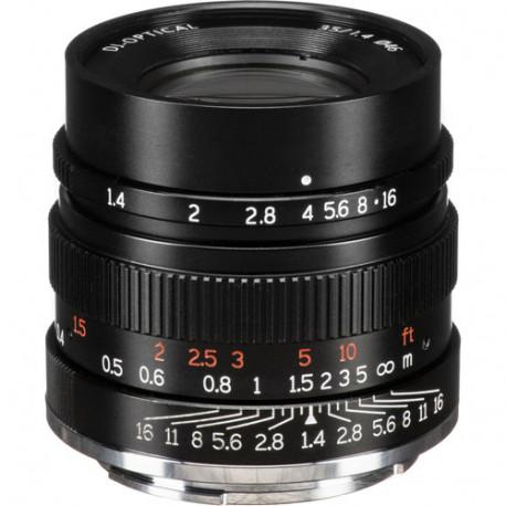 35mm f/1.4 - Sony E (FE)
