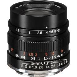Lens 7artisans 35mm f / 1.4 - Nikon Z