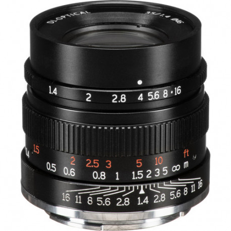35mm f/1.4 - Nikon Z