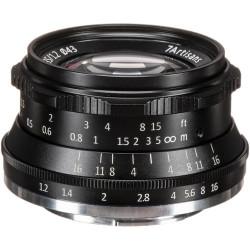 обектив 7artisans 35mm f/1.2 - Sony E