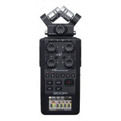 аудио рекордер Zoom H6 (черен)
