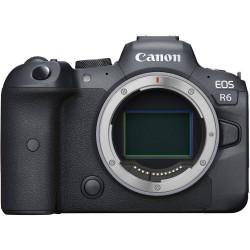 фотоапарат Canon EOS R6 + обектив Canon RF 50mm f/1.8 STM