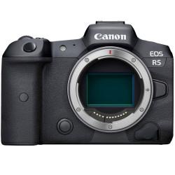 фотоапарат Canon EOS R5 + обектив Canon RF 50mm f/1.8 STM
