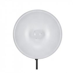 Reflector Quadralite Beauty Dish 70 cm (white)