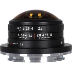 обектив Laowa 4mm f/2.8 Circular Fisheye - Sony E
