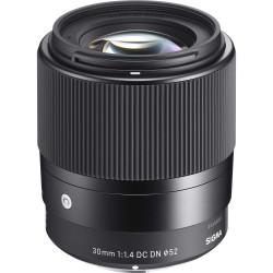 обектив Sigma 30mm f/1.4 DC DN Contemporary - Leica/Panasonic