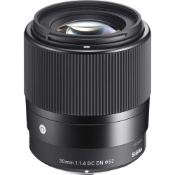 Sigma 30mm f / 1.4 DC DN Contemporary - Leica / Panasonic