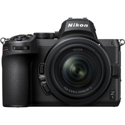 Camera Nikon Z5 + Lens Nikon NIKKOR Z 24-50mm f / 4-6.3