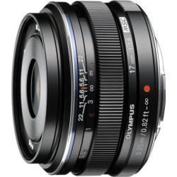 обектив Olympus M.Zuiko Digital 17mm f/1.8 MSC (употребяван)