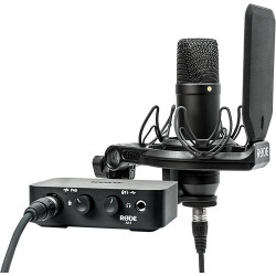 Microphone Rode AI-1 - Complete Studio Kit with Audio Interface