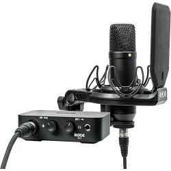 микрофон Rode AI-1 - Complete Studio Kit с Audio Interface