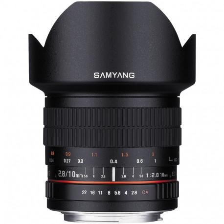 Samyang 10mm f/2.8 ED AS NCS CS - Canon EF