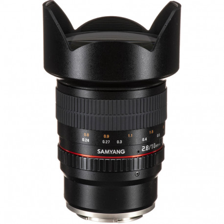 Samyang 10mm f/2.8 ED AS NCS CS - Sony E
