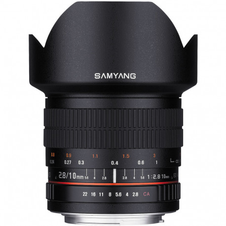 Samyang 10mm f/2.8 ED AS NCS CS - Canon EOS M