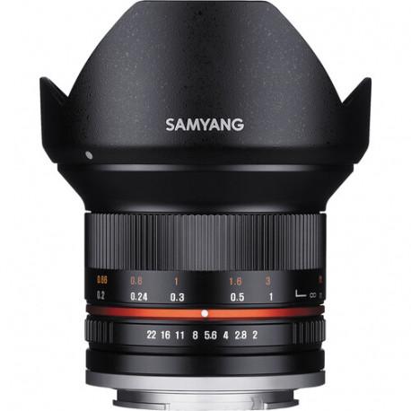 Samyang 12mm f/2 NCS CS - MFT
