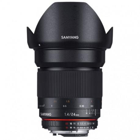 Samyang 24mm f/1.4 ED AS IF UMC - Nikon F (AE)