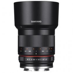 Lens Samyang 50mm f / 1.2 AS UMC CS - Sony E