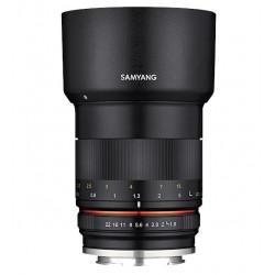 обектив Samyang 85mm f/1.8 ED UMC CS - Canon EOS M