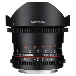 Samyang 8mm T/3.8 VDSLR Fish-eye CS II - Canon EOS M