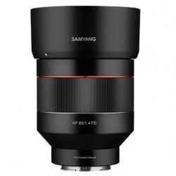 Lens Samyang AF 85mm f / 1.4 FE- Sony E (FE)