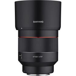 Samyang AF 85mm f/1.4 - Canon EOS R (RF)