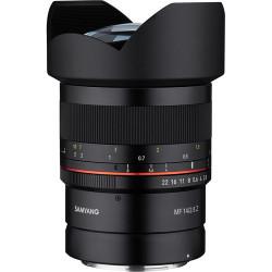 Lens Samyang MF 14mm f/2.8 - Nikon Z