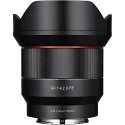 обектив Samyang AF 14mm f/2.8 FE за Sony E