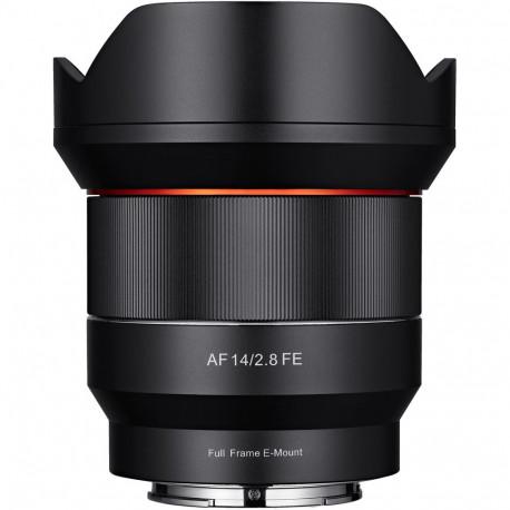 Samyang AF 14mm f/2.8 FE за Sony E