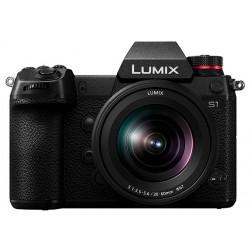 фотоапарат Panasonic Lumix S1 + обектив Panasonic S 20-60mm f/3.5-5.6