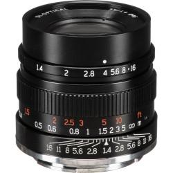 обектив 7artisans 35mm f/1.4 - Canon EOS R (RF)