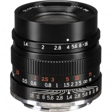 35mm f/1.4 - Canon EOS R (RF)