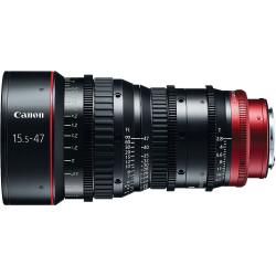Lens Canon CN-E 15.5-47mm T / 2.8 L S - Canon EF