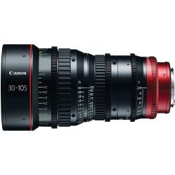 Lens Canon CN-E 30-105mm T2.8 L S - Canon EF