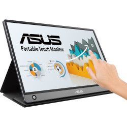ASUS ZenScreen Touch MB16AMT 15.6″ 16:9 Multi-Touch IPS